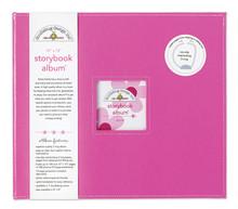 Doodlebug Design Inc. Bubblegum 12x12 Inch Storybook Album (2723)