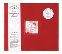 Doodlebug Design Inc. Ladybug 12x12 Inch Storybook Album (2724)