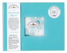 Doodlebug Design Inc. Swimming Pool 8x8 Inch Storybook Album (2738)