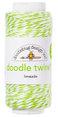 Doodlebug Design Inc. Limeade Doodle Twine (2990)