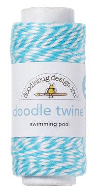 Doodlebug Design Inc. Swimming Pool Doodle Twine (2991)