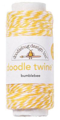 Doodlebug Design Inc. Bumblebee Doodle Twine (3208)