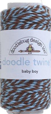 Doodlebug Design Inc. Doodle Twine Baby Boy (3212)