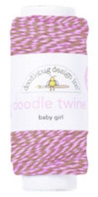 Doodlebug Design Inc. Doodle Twine Baby Girl (3213)