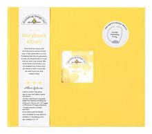 Doodlebug Design Inc. Bumblebee 12x12 Inch Storybook Album (3486)