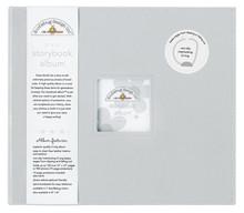 Doodlebug Design Inc. Grey 12x12 Inch Storybook Album (3487)