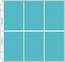 Doodlebug Design Inc. Vertical Photo/Recipe Card Protectors 12x12 Inch (12pcs) (3492)