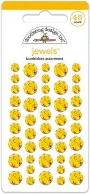 Doodlebug Design Inc. Bumblebee Jewels (45pcs) (3506)
