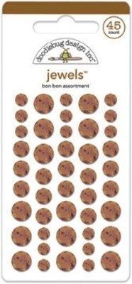 Doodlebug Design Inc. Bon Bon Jewels (45pcs) (3512)