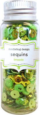 Doodlebug Design Inc. Limeade Sequins (4261)