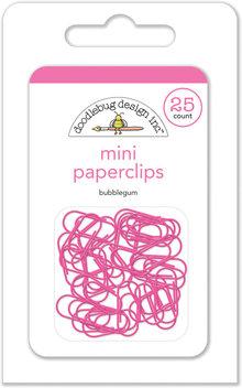 Doodlebug Design Inc. Bubblegum Mini Paperclips (25pcs) (4496)