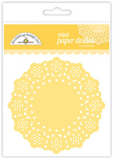 Doodlebug Design Inc. Bumblebee Mini Doilies (75pcs) (4600)