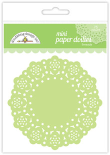 Doodlebug Design Inc. Limeade Mini Doilies (75pcs) (4601)