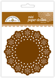 Doodlebug Design Inc. Bon Bon Mini Doilies (75pcs) (4606)