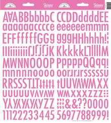 Doodlebug Design Inc. Bubblegum Skinny Stickers (4717)