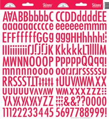 Doodlebug Design Inc. Ladybug Skinny Stickers (4718)