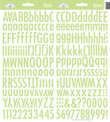 Doodlebug Design Inc. Limeade Skinny Stickers (4721)