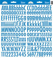 Doodlebug Design Inc. Blue Jean Skinny Stickers (4723)