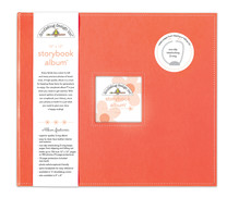 Doodlebug Design Inc. Coral 12x12 Inch Storybook Album (5721)