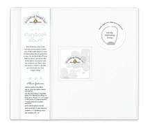 Doodlebug Design Inc. Lily White 12x12 Inch Storybook Album (5724)