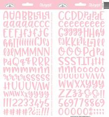 Doodlebug Design Inc. Cupcake Abigail Stickers (5807)