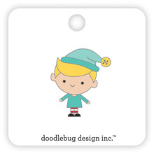 Doodlebug Design Inc. Buddy Collectible Pin (6486)