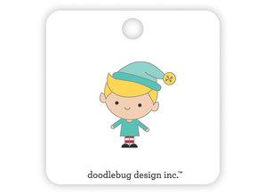 Doodlebug Design Inc. Buddy Collectible Pin (6486)