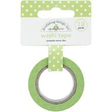 Doodlebug Design Inc. Limeade Swiss Dot Washi Tape (3653)