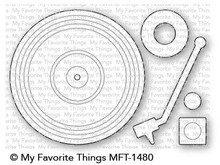 My Favorite Things Die-Namics Turntable (MFT-1480)