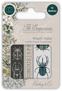 Craft Consortium The Emporium Washi Tape (CCWTPE002)