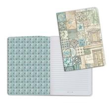Stamperia Notebook A5 Azulejos Patchwork 2 (ENBA5010)