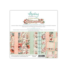 Mintay Love Letters 6x6 Inch Scrapbooking Paper Pad (MT-LET-08)