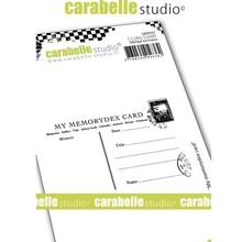 Carabelle Studio My Memory Card Cling Stamp (SA70157)