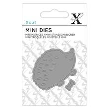 Xcut Mini Die Dapper Hedge Hog (XCU 503684)