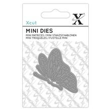 Xcut Mini Die Detailed Butterfly (XCU 503685)