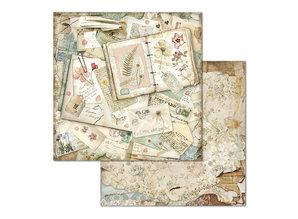 Stamperia Imagine 12x12 Inch Paper Pack (SBBL65)