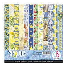 Ciao Bella Papercrafting Sicilia 6x6 Inch Paper Pad (CBQ033)