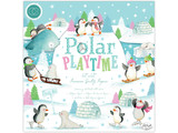 Craft Consortium Polar Playtime 12x12 Inch Paper Pad (CCPPAD014)