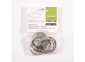 Vaessen Creative Boekbind Ringen 38 mm (2021-004)
