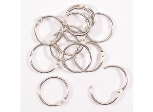 Vaessen Creative Boekbind Ringen 32 mm (2021-003)