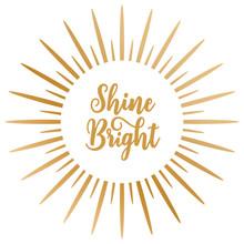 Gemini Foil Stamp 'N' Cut Die Shine Bright (GEM-FSC-ELE-SBRI)