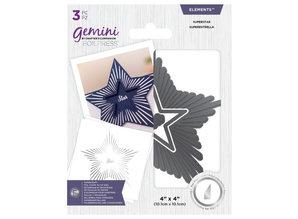 Gemini Foil Stamp 'N' Cut Die Superstar (GEM-FSC-ELE-SUPE)