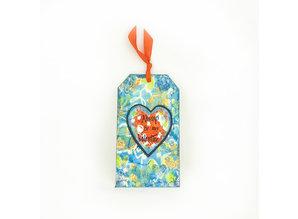 Polkadoodles Splendoured Love Clear Stamps (PD8019)