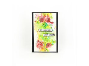 Polkadoodles Love & Kisses Clear Stamps (PD8021)