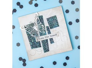 Sizzix Thinlits Alterations Pattern Repeat (663869)