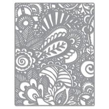 Sizzix Thinlits Alterations Doodle Art (664417)