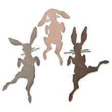 Sizzix Thinlits Alterations Bunny Hop (664421)