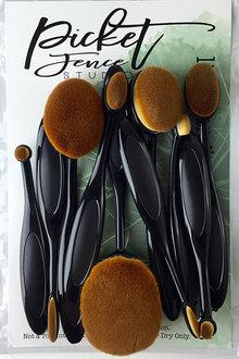 Picket Fence Studios Life Changing Blending Brushes (10pcs) (BR-100)
