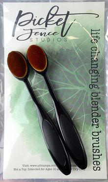 Picket Fence Studios Life Changing Blending Brushes (2pcs) (BR-101)