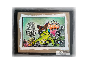 COOSA Crafts Collage 1 Clear Stamps (COSH-124)